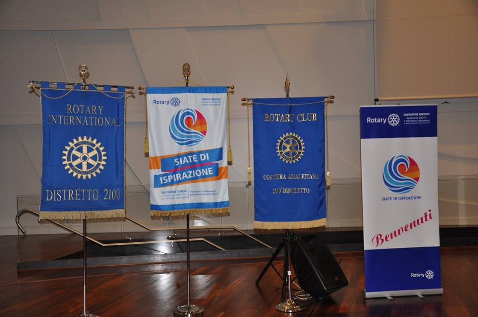 Rotary Club Costiera Amalfitana Evento